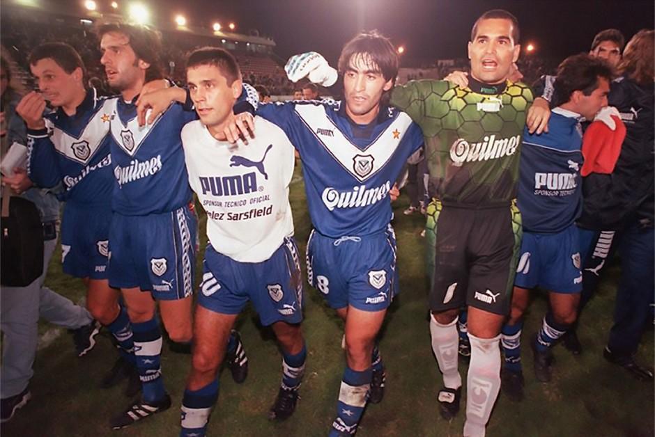 CLAUSURA 1998