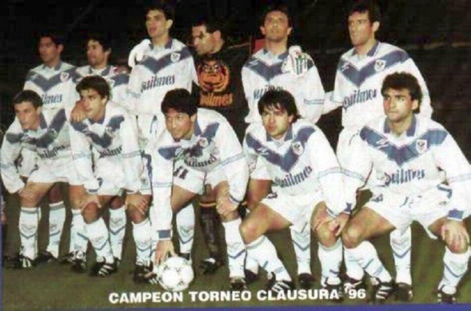 TORNEO CLAUSURA 1996
