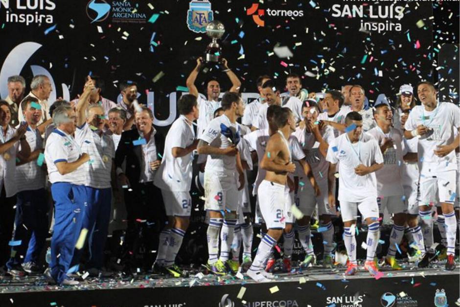 SUPERCOPA ARGENTINA 2014
