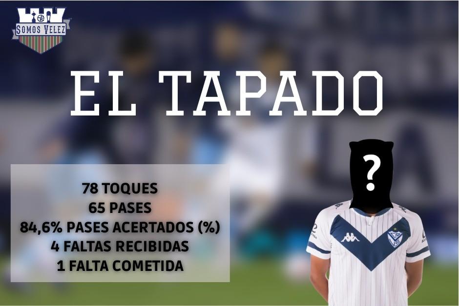 """""""EL TAPADO"""" ANTE RACING"""