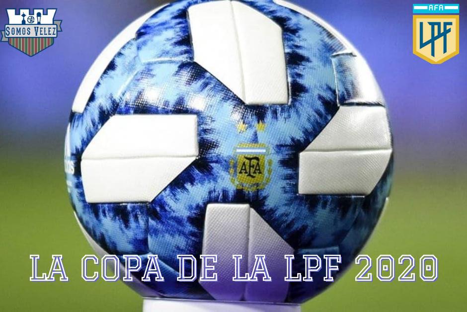 LA COPA DE LA LPF 2020