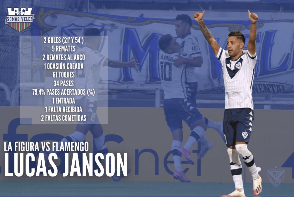 LA FIGURA: LUCAS JANSON