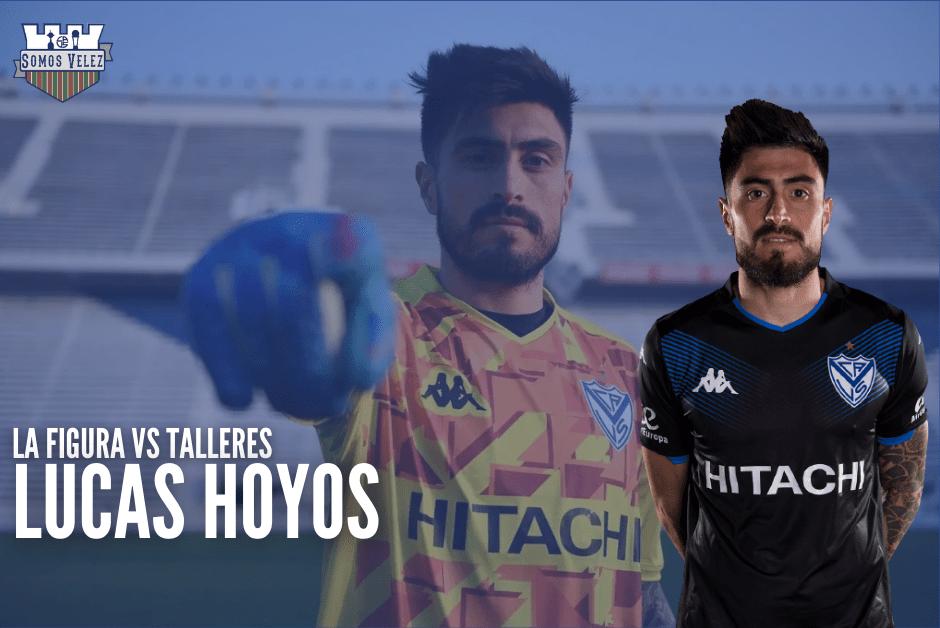 LA FIGURA: LUCAS HOYOS