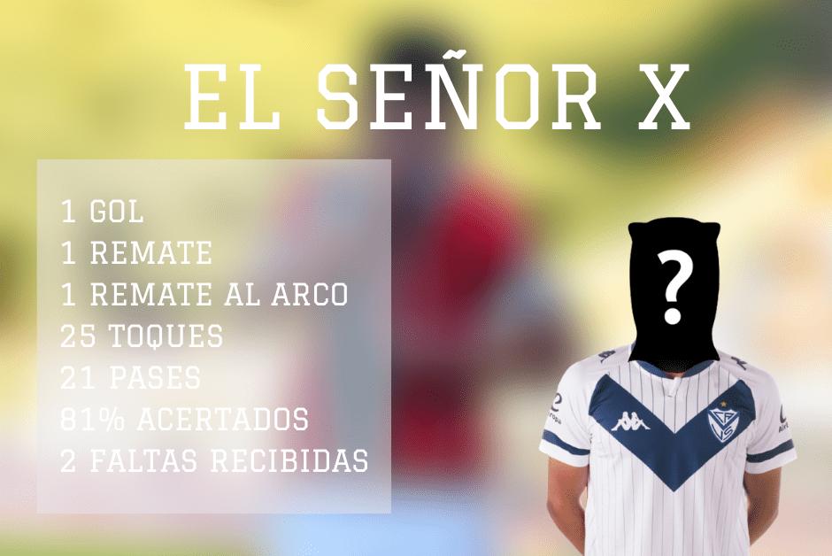 """EL SEÑOR """"X"""": THIAGO ALMADA"""