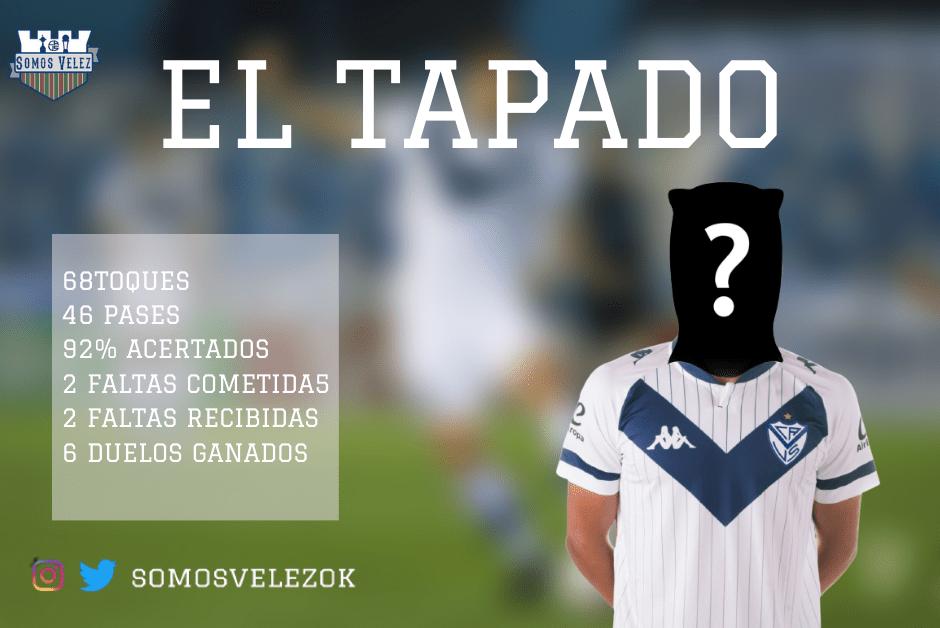 """""""EL TAPADO"""" ANTE COLÓN"""