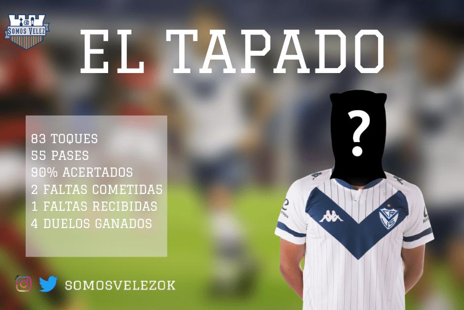 """""""EL TAPADO"""" ANTE GODOY CRUZ"""