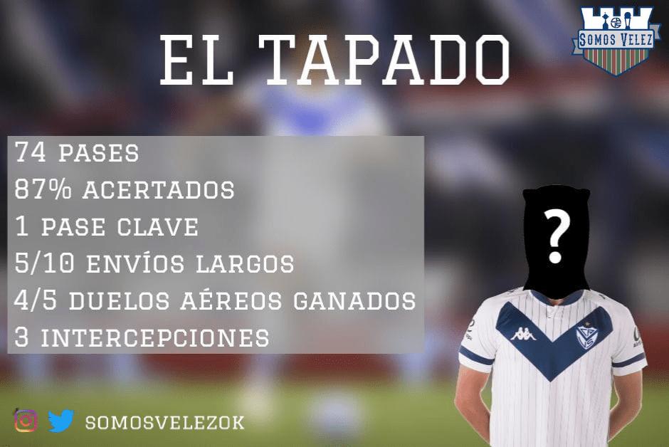 """""""EL TAPADO"""" ANTE SARMIENTO"""